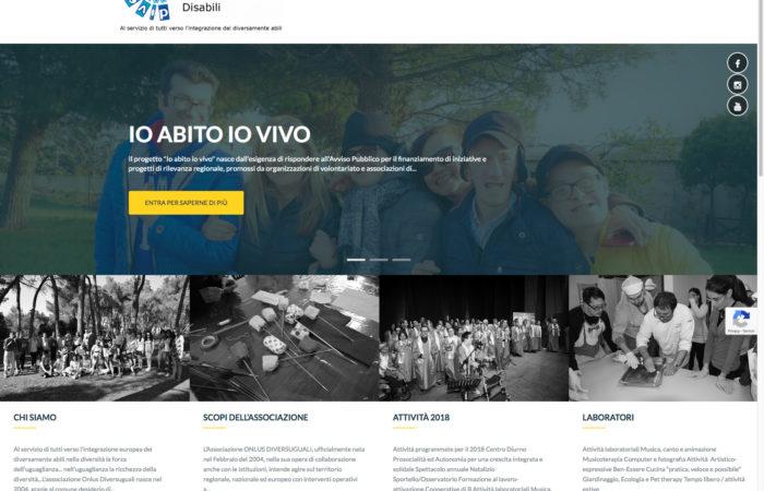 diversuguali sito web