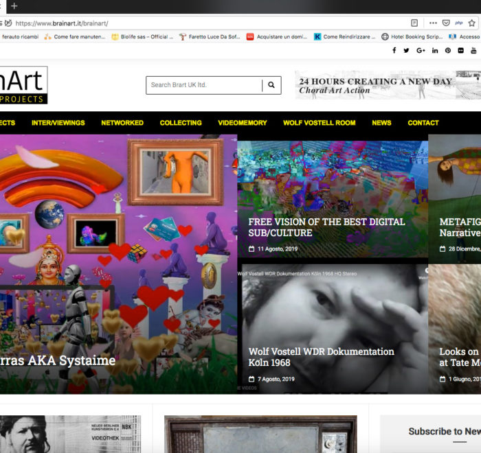 brain art home page