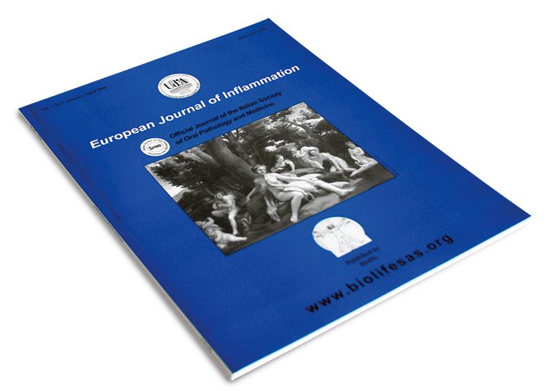 european journal of inflammation