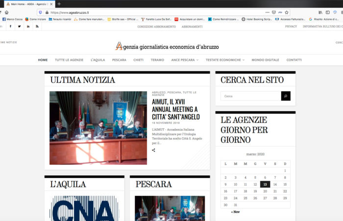 agea homepage