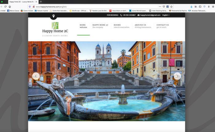Happy Home B&B Rome