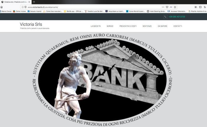Pratiche civili e penali in usura bancaria.