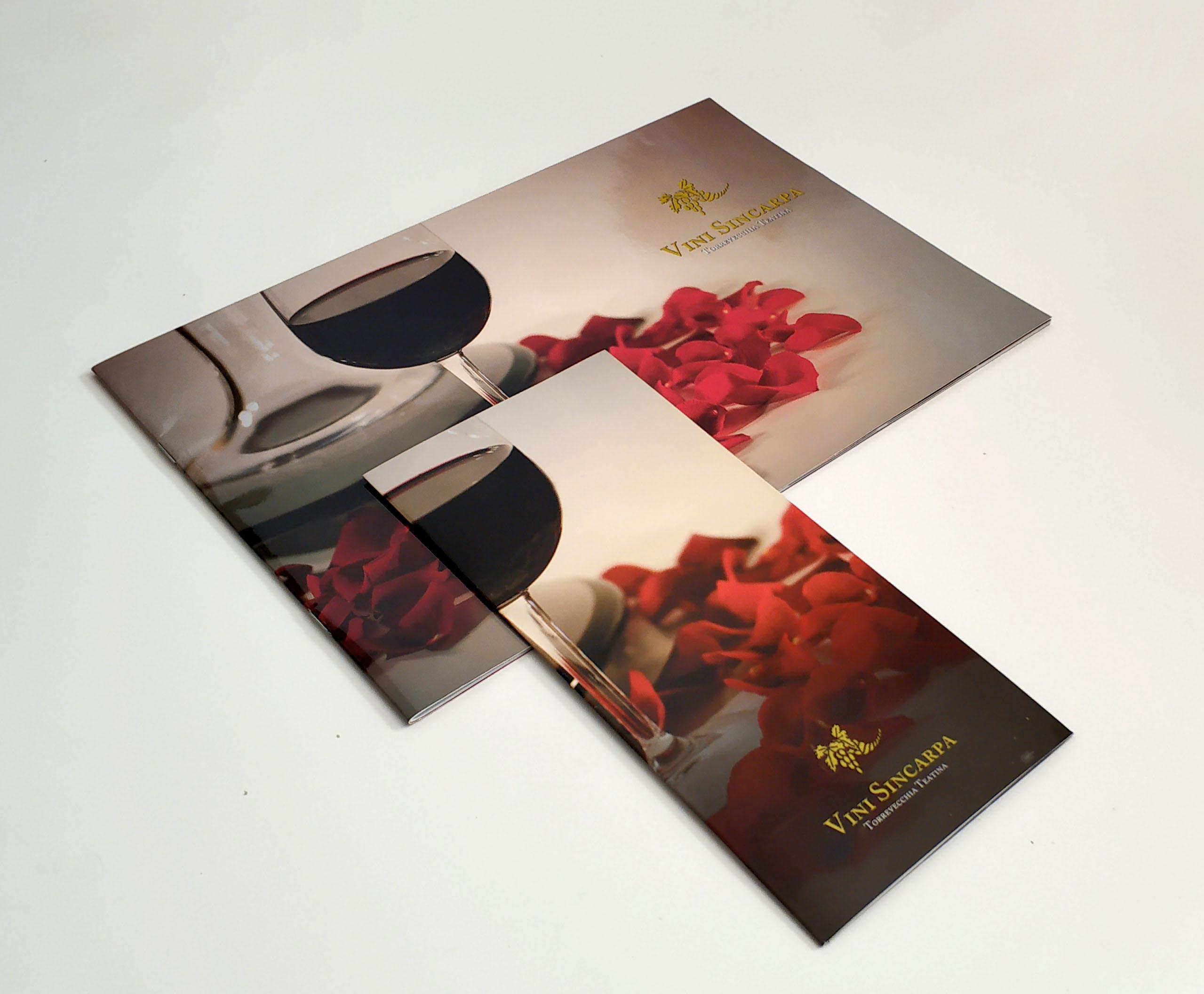 Sincarpa catalogo vini