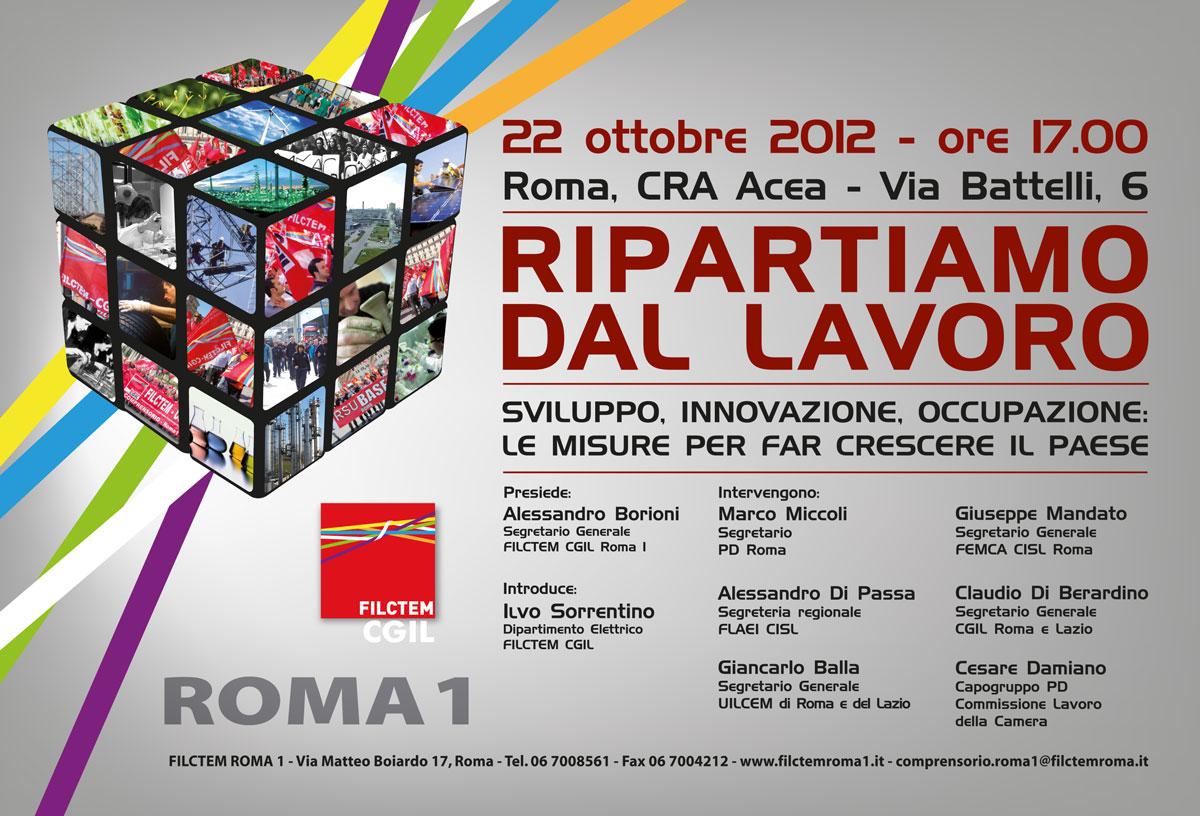 filctem cgil roma 1