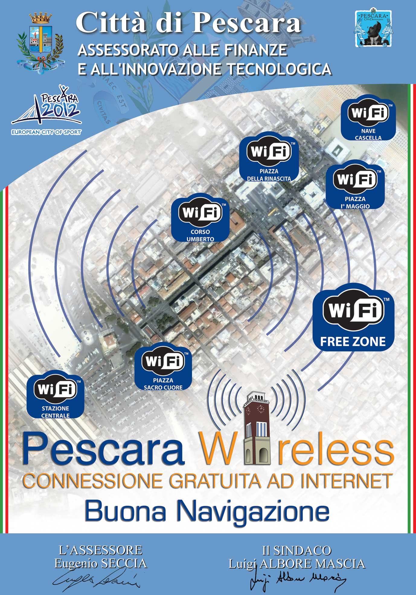 pescara wireless
