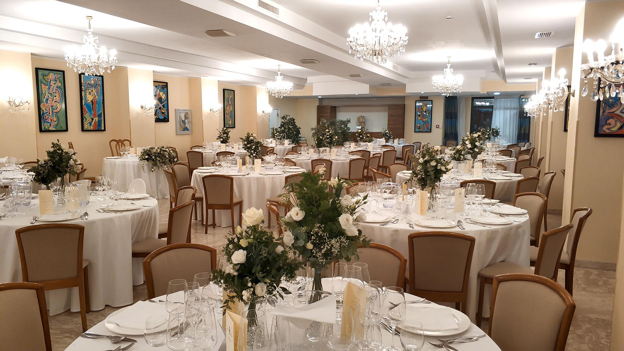 Grand Hotel Adriatico Sala Cena