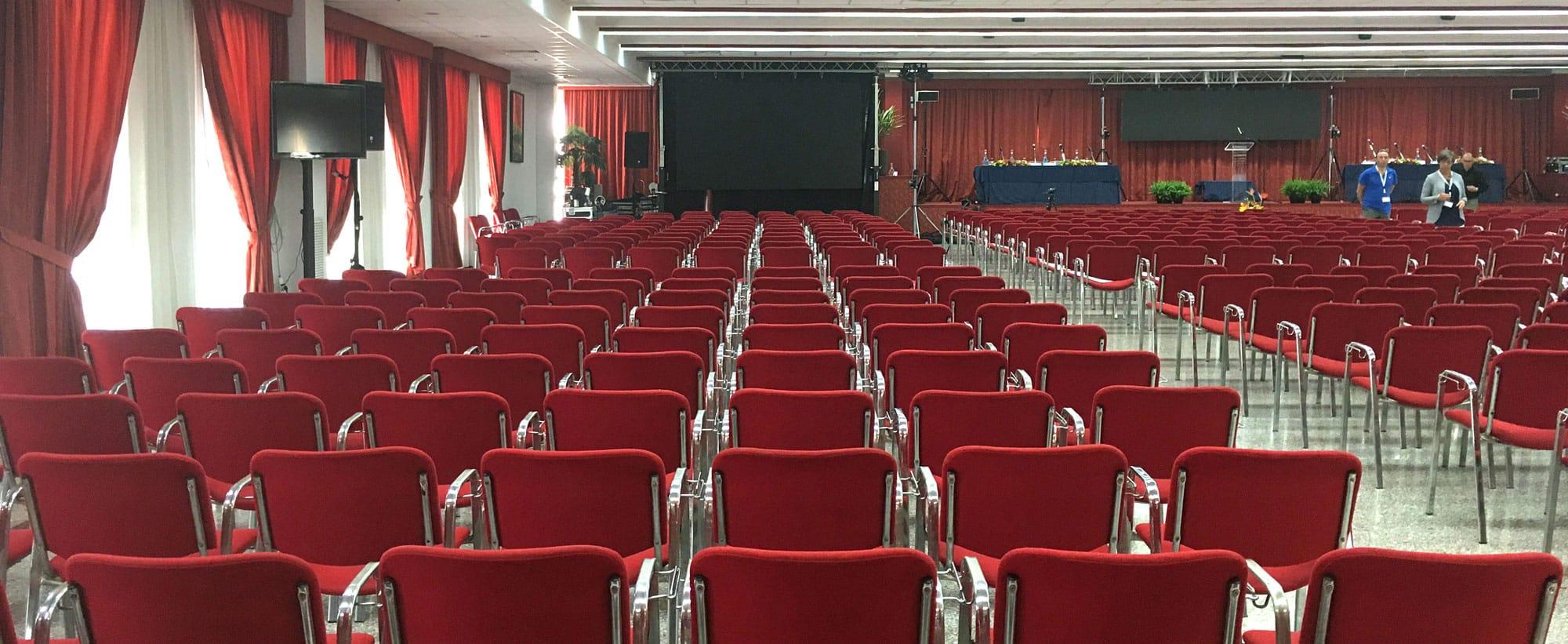 Grand Hotel Adriatico Sala Conferenze
