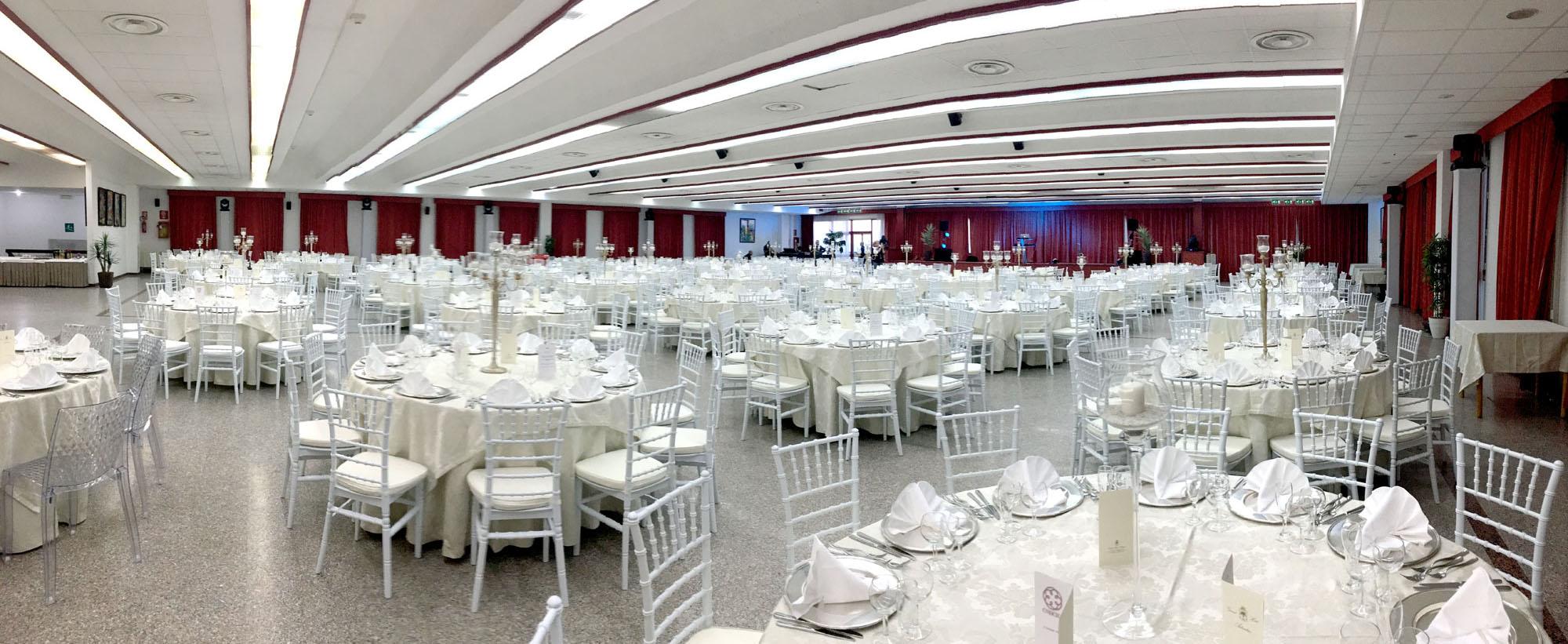 Grand Hotel Adriatico Sala Conferenze Cena