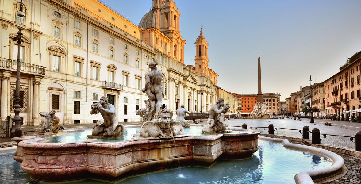 Roma Piazza Navona
